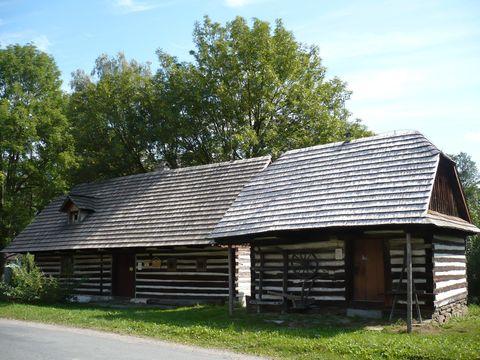 chráněné stavby v Mozděnici