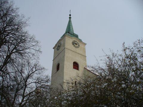 kostel sv.Petra a Pavla v Jedovnicích