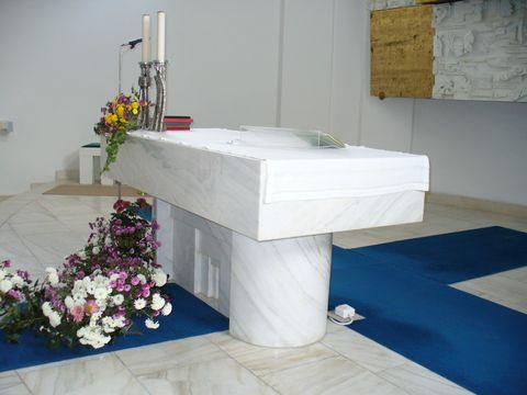 obětní stůl