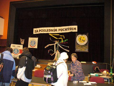 registrace účastníků v Dělnickém domě