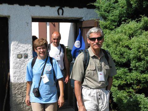 turisty z Vysočiny provází podkova pro stěstí