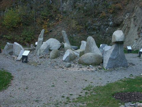 stádo kamenných jestěrů
