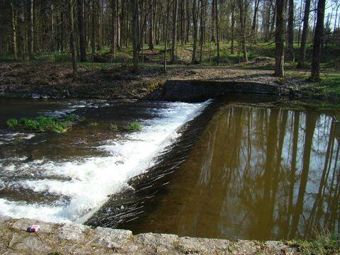 jarní vody