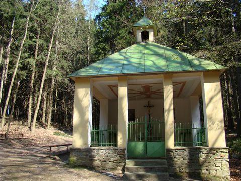 kaple u Nezdínské studánky