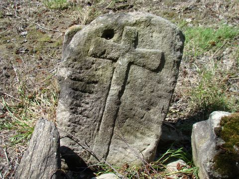 smírčí kámen u Černého rybníka