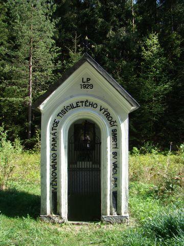 kaplička k poctě sv. Václava