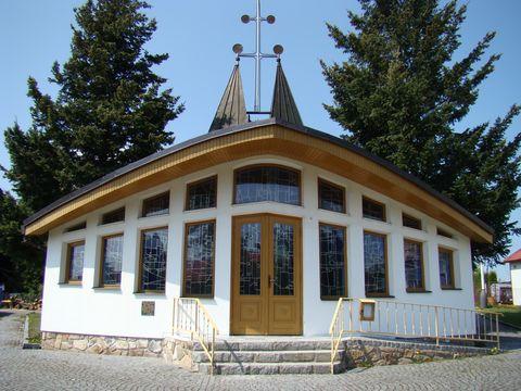 kaple sv. Cyrila a Metoděje ve Skrdlovicích