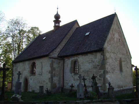 kostel sv. Martina v Dolním Městě 2