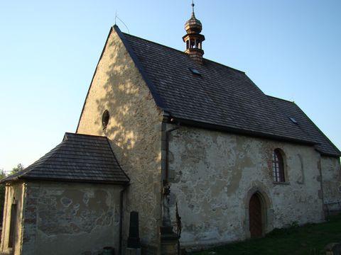 kostel sv. Martina v Dolním Městě 3