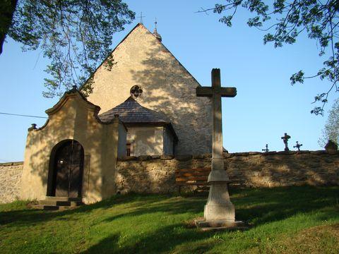 kostel sv. Martina v Dolním Městě 1