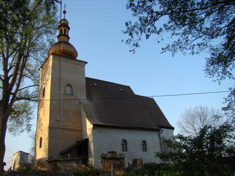 kostel sv. Markéty v Loukově 2