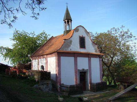 kaple sv. Votěcha na Boučku