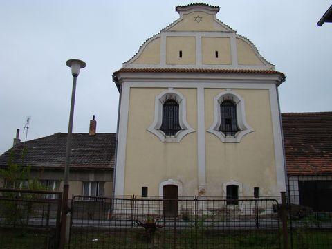 synagoga v Kasejovicích