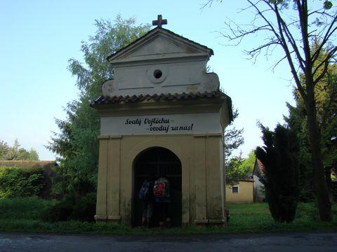 kaplička sv. Vojtěcha v Nepomuku