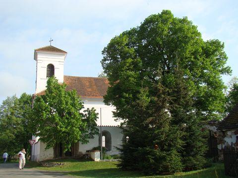 kaple sv. markéty v Klásteře