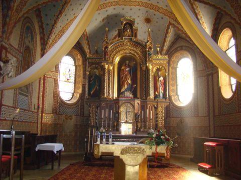 sv. Jakub v Eschlkamu