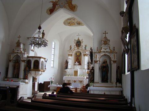 andělský kostel