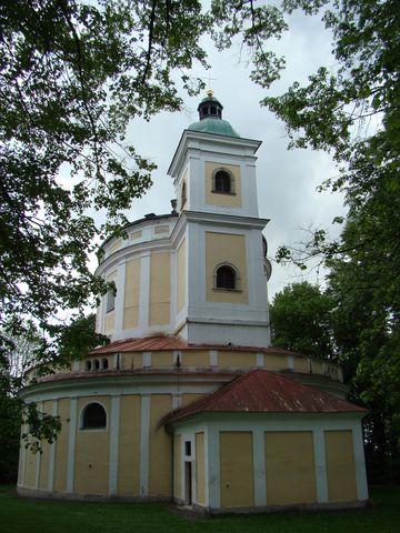 kaple sv. Anny na Tanaberku u Hájku