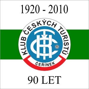 90. výročí KČT Čeřínek