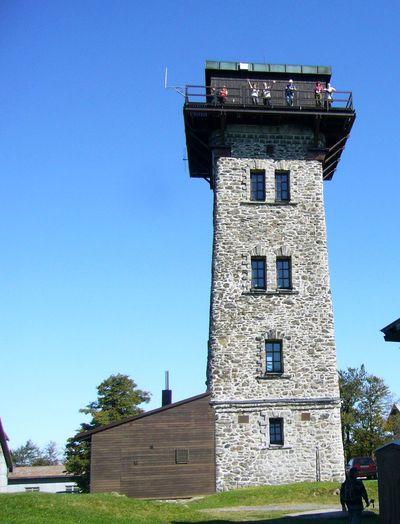 pozdrav z Kurzovy věže
