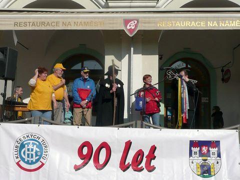 zahájení jarní turistické sezóny v pelhřimově 17.3.2012