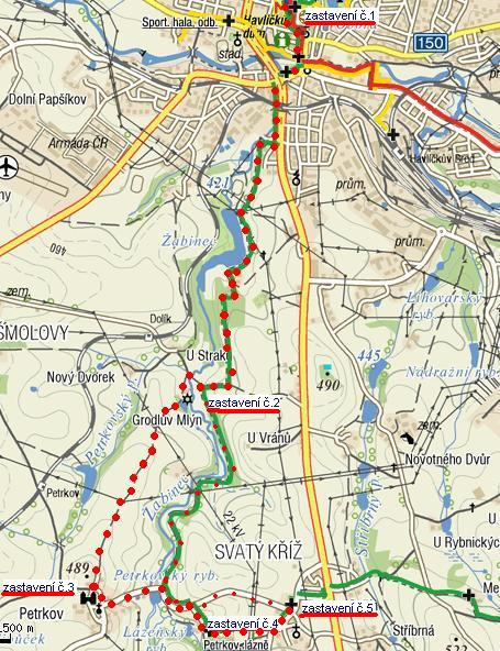 Naučná stezka Bohuslava reynka byla otevřená 3.9.2011