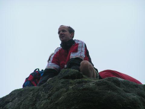 Neil Kisby v roce 2005