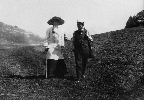s Almou v Toblachu 1909
