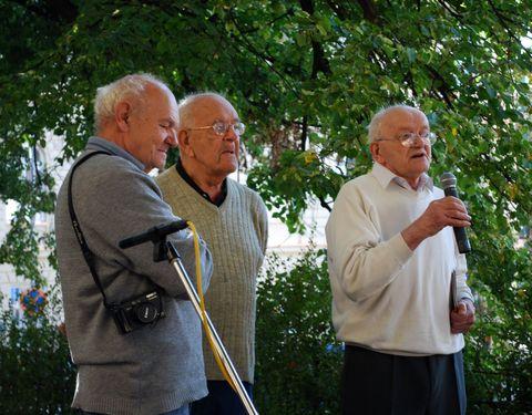Jiří Reynek vypráví o otci Bohuslavu Reynkovi