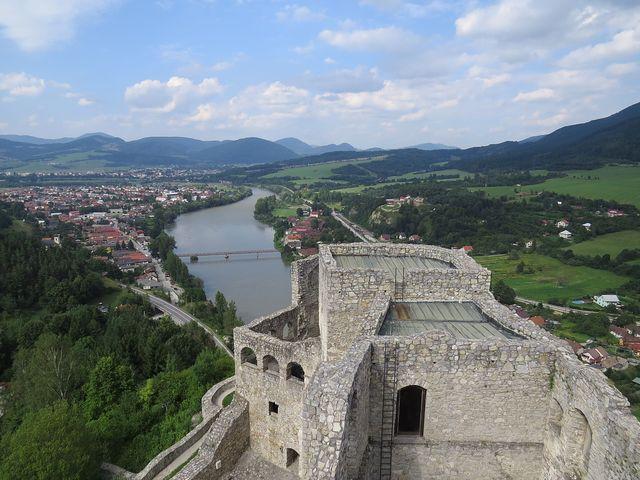 Strečno bývalo nejpevnějším hradem v Pováží