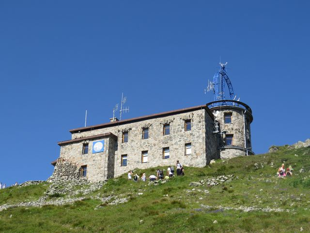observatoř na Kasprovém vrchu
