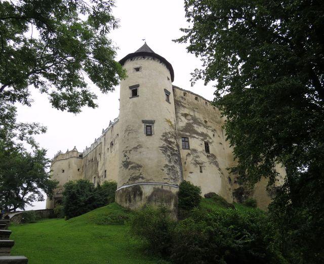 hrad Niedzica