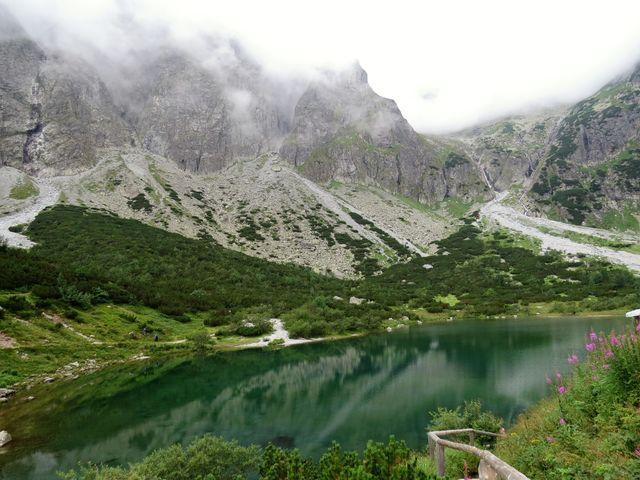 Zelené pleso - 1545 m