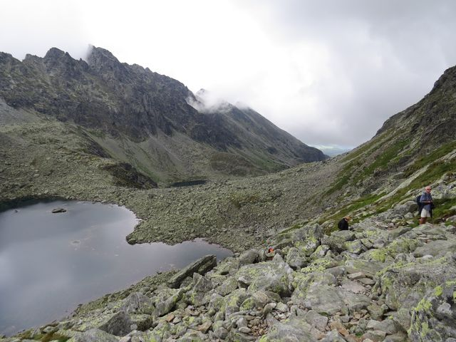 Capie pleso - 2075 m