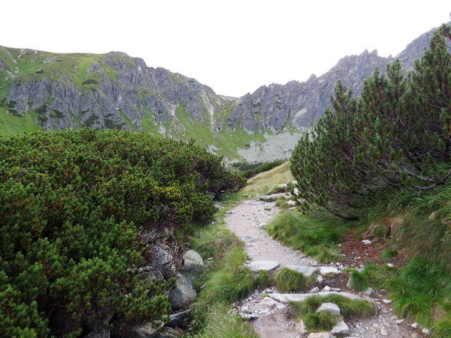 závěr Furkotské doliny