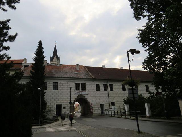 Budějovická brána