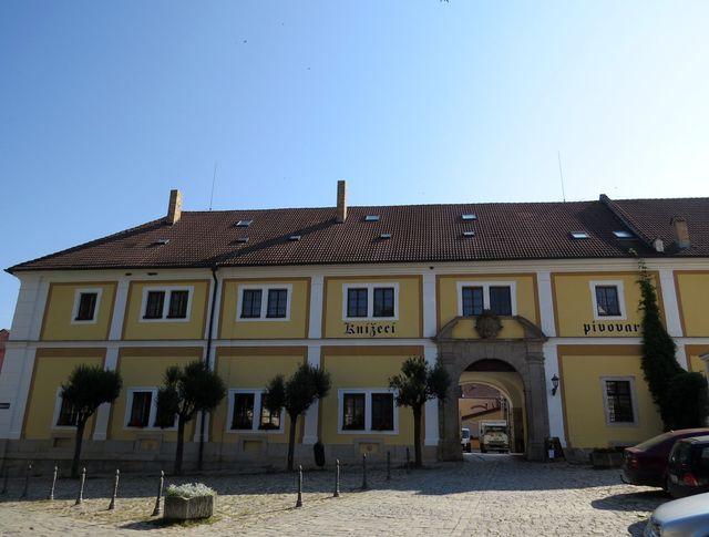 Knížecí pivovar v Třeboni