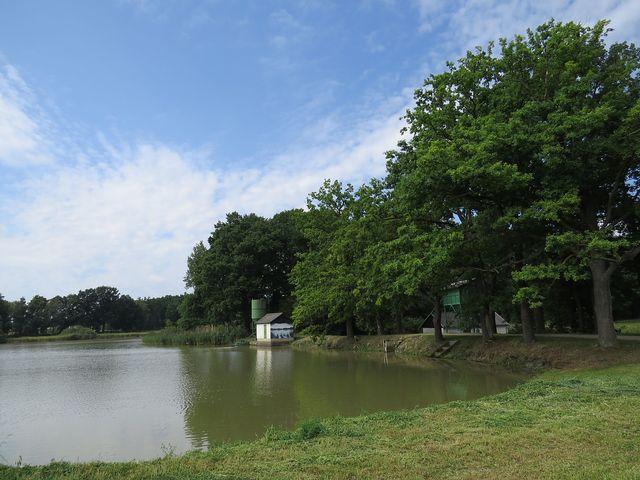 Církvičný rybník