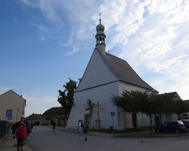 kostel sv. Václava v Lomnici nad Lužnicí