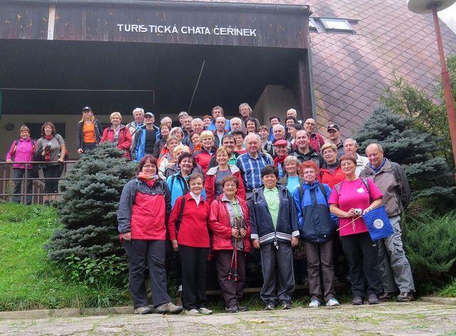 účastníci semináře KČT 2014