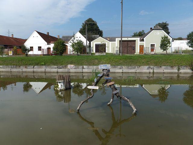 jihočeská obec Lužnice - foto I. Svobodová