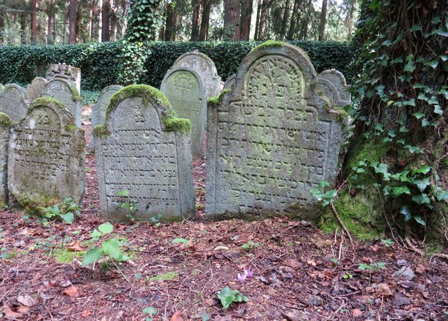 nejstarší náhrobek je z roku 1730, poslední pohřeb byl v roce 1930