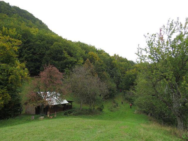 výstup na další z vrchů Bílých Karpat