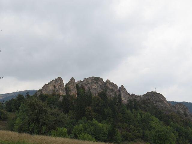 podivuhodné skalní útvary