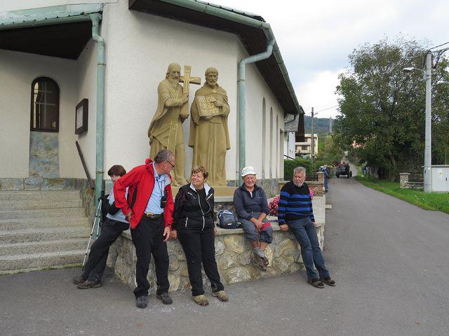 cíl cesty byl v Horní Březnici