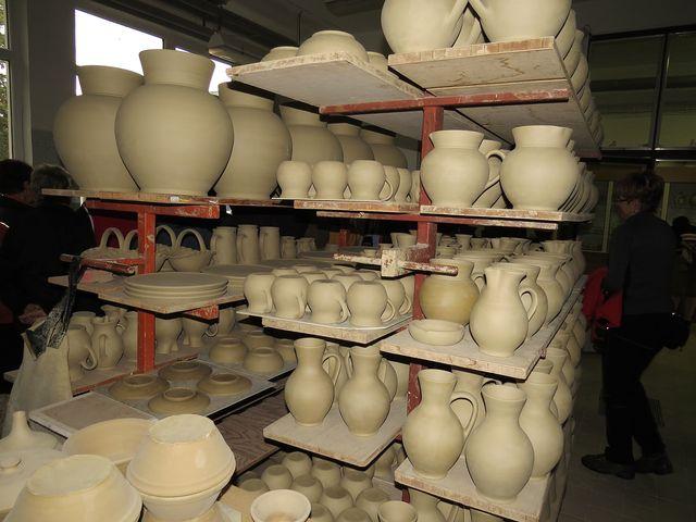 modranská keramika je světoznámá