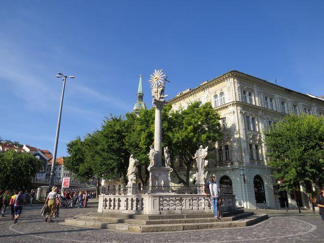 historická část Bratislavy