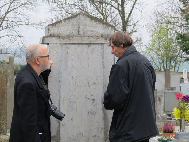 Aleš Palán s Ing. Tomášem Hermannem