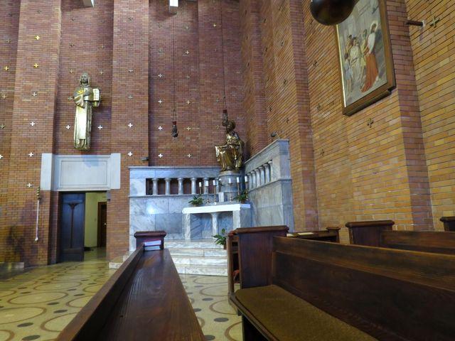 kostel je považován za nejvýznamnější českou sakrální stavbu 20. století