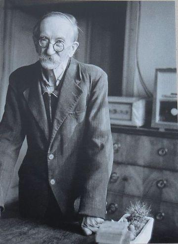 petrkovský básník a grafik